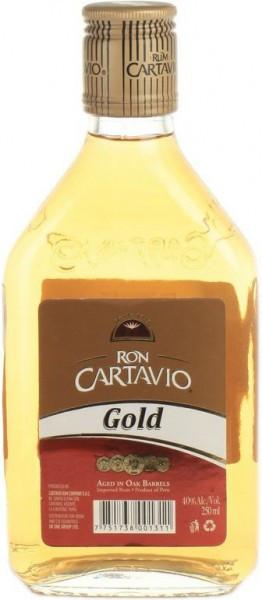 """Ром """"Cartavio"""" Gold, 0.25 л"""
