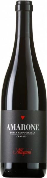 Вино Allegrini, Amarone della Valpolicella Classico DOC, 2012