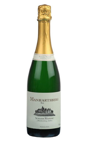 Игристое вино Gruber Roschitz Manhartsber Brut Tradionelle gift box0.75л