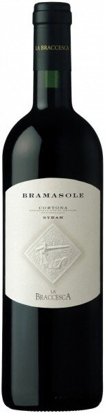 "Вино ""Bramasole"" Syrah, Cortona DOC, 2007"