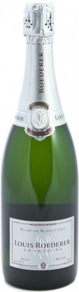 Шампанское Louis Roederer Brut Blanc de Blancs 2005