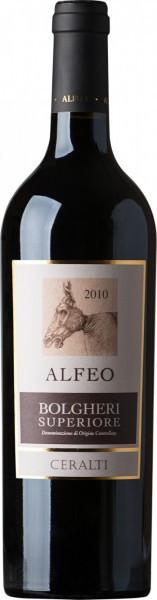 """Вино Ceralti, """"Alfeo"""", Bolgheri Rosso DOC, 2010"""