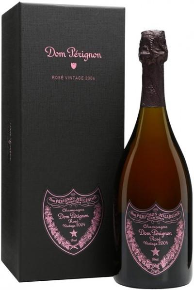 "Шампанское ""Dom Perignon"", Rose Vintage 2004 Brut, gift box"
