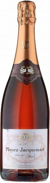 Шампанское Champagne Ployez-Jacquemart, Extra Brut Rose, 0.375 л
