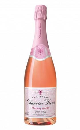 Шампанское Champagne Chanoine Freres Reserve Privee Brut Rose 0.75л