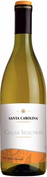 "Вино Santa Carolina, ""Cellar Selection"" Chardonnay"