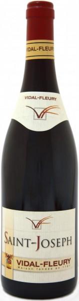 Вино Vidal-Fleury, Saint-Joseph AOC Rouge, 2010