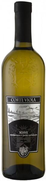 """Вино Contri Spumanti, """"Corte Viola"""" Soave DOC"""