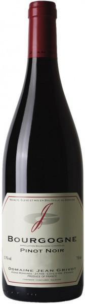 Вино Bourgogne Pinot Noir AOC, 2011