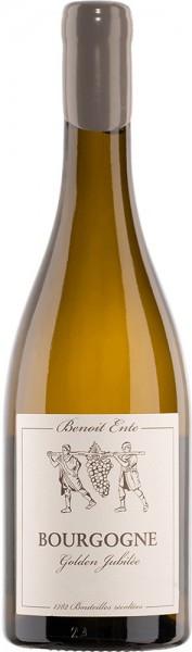 """Вино Domaine Benoit Ente, Bourgogne """"Golden Jubilee"""" AOC, 2014"""