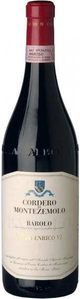 Вино Cordero Di Montezemolo Enrico VI Barolo DOCG 2004