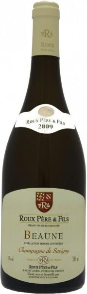 "Вино Roux Pere & Fils, Beaune ""Champagne de Savigny"" AOC, 2013"