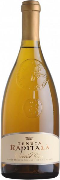 "Вино Tenuta Rapitala, Chardonnay ""Grand Cru"", Sicilia IGT, 2014"