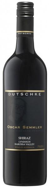 """Вино Dutschke, """"Oscar Semmler"""" Shiraz, 2008"""