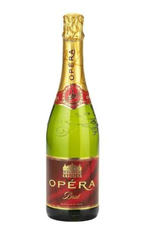 Игристое вино Opera Blanc de Blancs Brut 0.75л