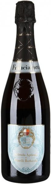 Игристое вино Fratelli Berlucchi, Brut Rose, Franciacorta DOCG