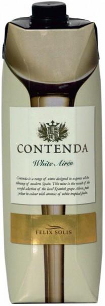 "Вино Felix Solis, ""Contenda"" Airen VDT, 1 л"