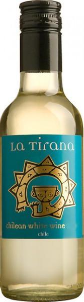 """Вино Cono Sur, """"La Tirana"""" White, Central Valley DO, 2010, 0.187 л"""