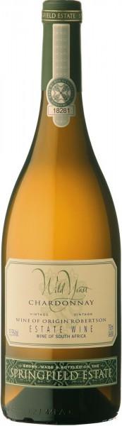 "Вино Springfield Estate, ""Wild Yeast"" Chardonnay, 2012"
