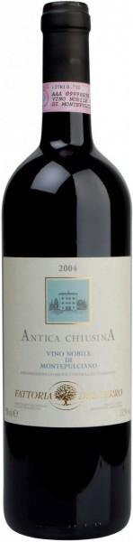 Вино Vino Nobile di Montepulciano DOCG Vigneto Antica Chiusina 2004