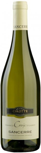 """Вино Cirotte, """"Domaine La Croix St-Laurent"""" Blanc, Sancerre AOC"""