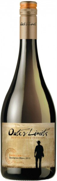 """Вино Montes, """"Outer Limits"""" Sauvignon Blanc, 2013"""