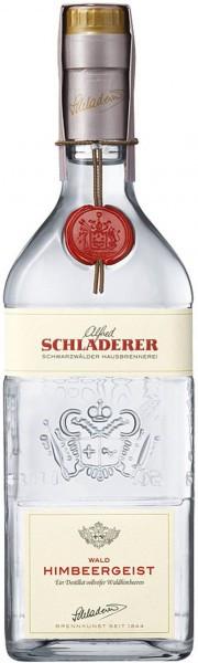 Бренди Schladerer, Wald Himbeergeist, 0.7 л