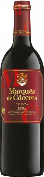 Вино Marques de Caceres, Crianza, 2011