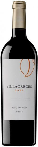 "Вино ""Finca Villacreces"", Ribera del Duero DOC, 2009"