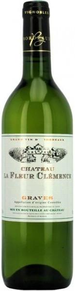Вино Cheval Quancard, Chateau La Fleur Clemence, Graves AOC, 2010
