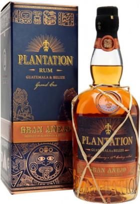 "Ром ""Plantation"" Guatemala Gran Anejo, gift box, 0.7 л"