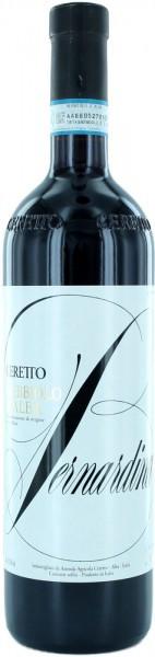 "Вино Ceretto, ""Bernardina"" Nebbiolo D'Alba DOC, 2013"