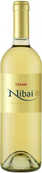 "Вино Gerardo Cesari, ""Nibai"" Soave Classico DOC"