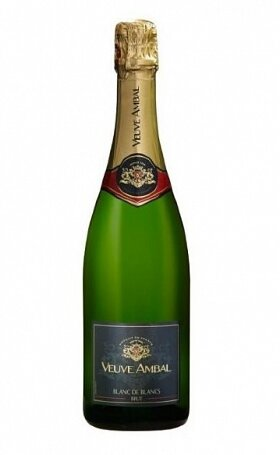 Игристое вино Vev Ambal duk de Bar Blanс de Blanс Brut 0.75л
