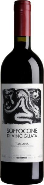 """Вино Testamatta di Bibi Graetz, """"Soffocone di Vincigliata"""", Toscana IGT, 2012"""