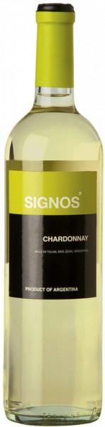 Вино Signos Chardonnay