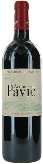 Вино Aromes de Pavie, Saint Emilion Grand Cru AOC, 2006