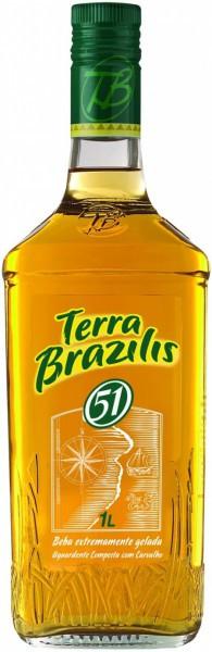 Кашаса Terra Brazilis 51, 1 л
