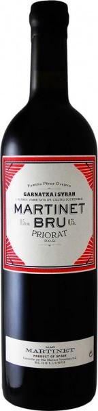 "Вино Mas Martinet, ""Martinet Bru"", Priorat DOQ, 2009"