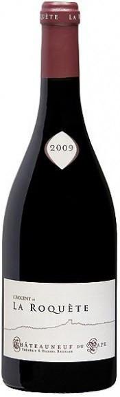 """Вино Chateauneuf-du-Pape AOC """"L'Accent de La Roquete"""", 2009"""