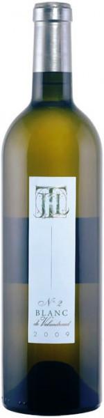 """Вино """"Blanc de Valandraud N°2"""", 2009"""