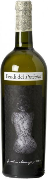 """Вино Feudi del Pisciotto, """"Carolina Marengo"""" Grillo, Sicilia IGT"""