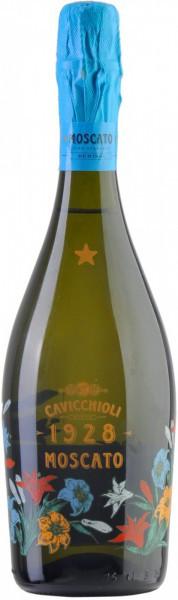 Игристое вино Cavicchioli, Moscato