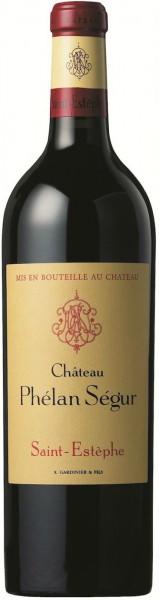 Вино Chateau Phelan Segur, Saint-Estephe AOC, 2013