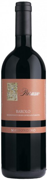 "Вино Parusso, Barolo DOCG ""Mariondino"", 1998"