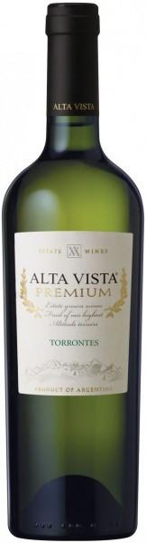"""Вино Alta Vista, """"Premium"""" Torrontes, 2015"""