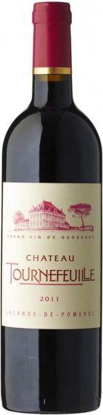 Вино Chateau Tournefeuille, Lalande-de-Pomerol AOC, 2011