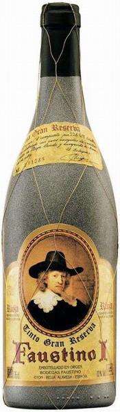 Вино Faustino I Gran Reserva, 2000