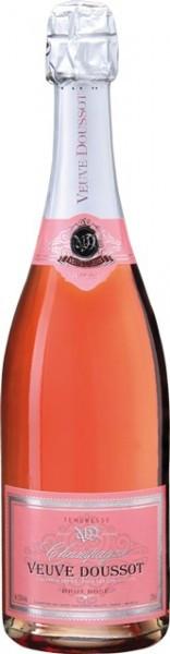 "Шампанское Champagne Veuve Doussot, ""Tendresse"" Rose Brut"