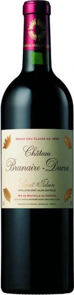 Вино Chateau Branaire-Ducru AOC Saint-Julien 4-eme Grand Cru Classe 2002